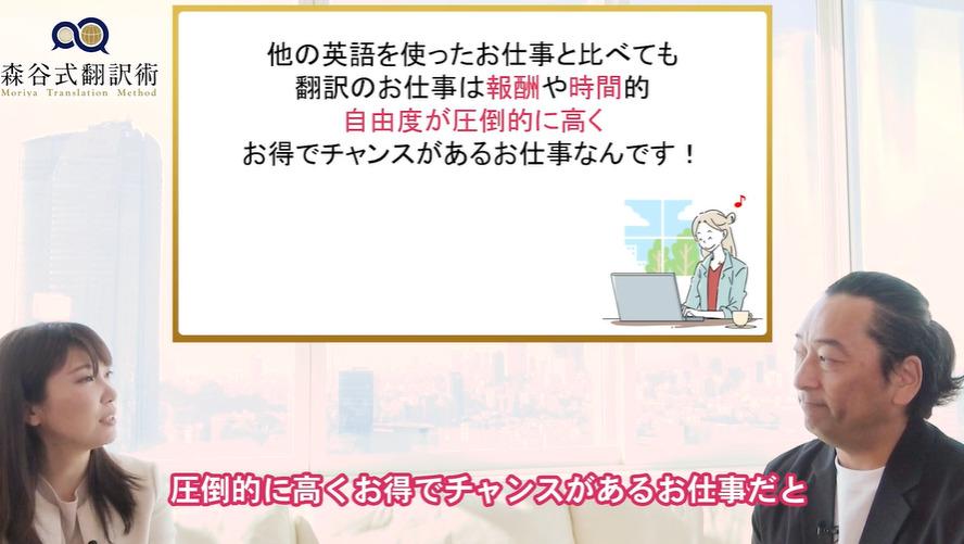 森谷式翻訳術は稼げる翻訳家になる近道!産業翻訳のポイントを効率よく学習できる!